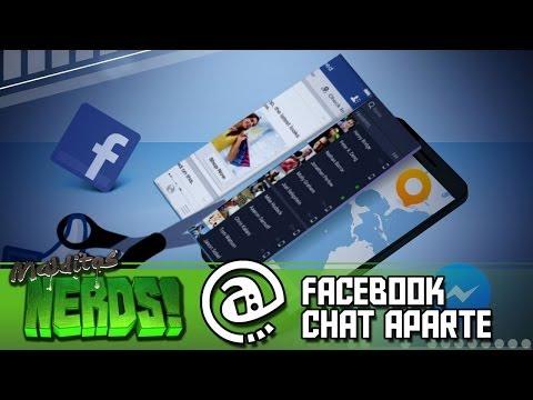 Malditos Nerds: Predator Alternativo Y El Nuevo Chat De Facebook En Celulares