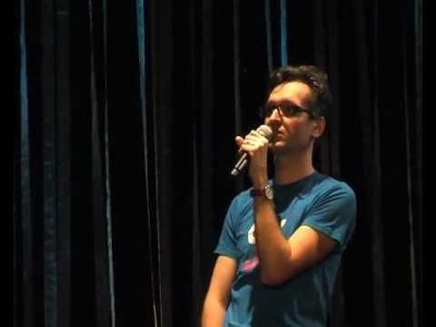 TEDxHradecKralove - Adam Gebrian - Bourání klišé