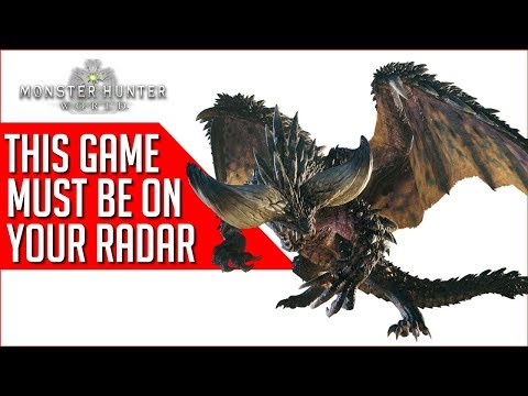 The First Big Release of 2018 Doesn't Suck (Monster Hunter World Impressions) (Re-upload)