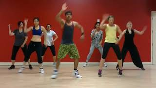 Zoomer// Les Jumo//Dance Fitness with Nilesh