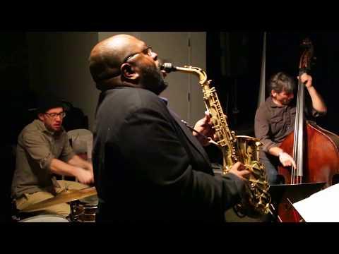 Darius Jones - Big Gurl Trio - at The Stone - Feb 18 2016