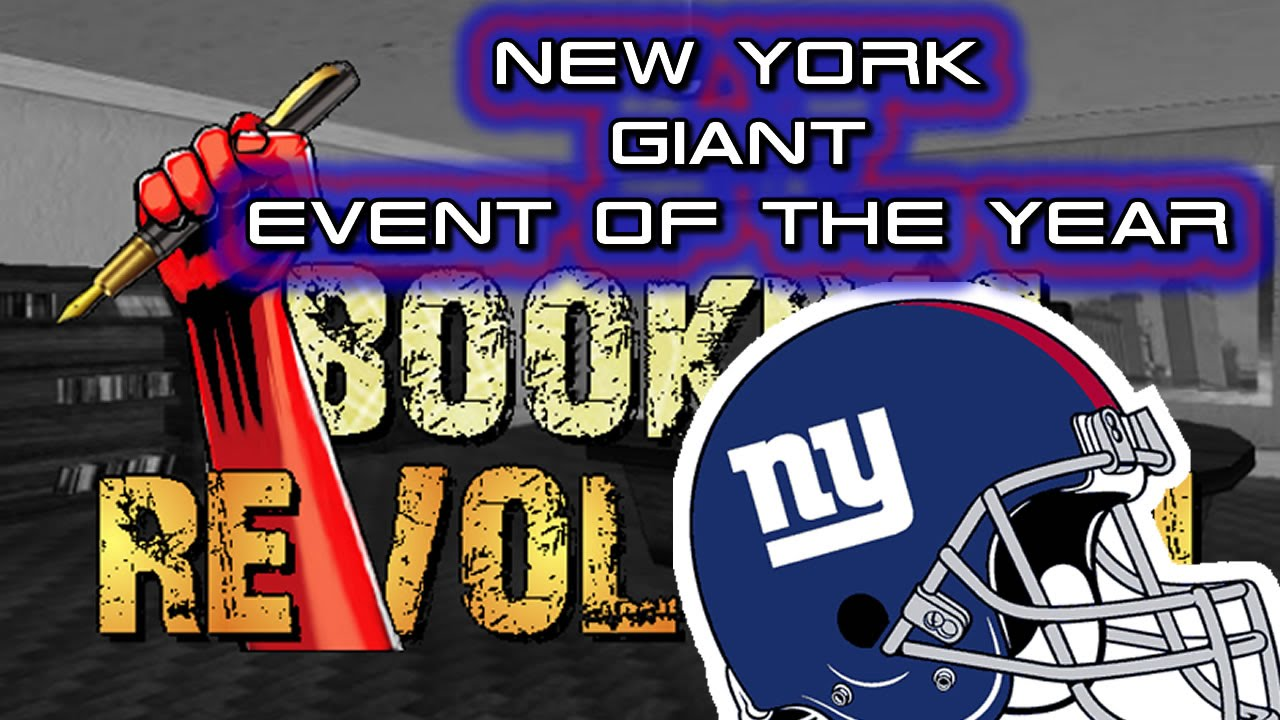 Download Booking Revolution:  Season 1, Episodes 9 & 10 (New York GIANT Event of the Year)