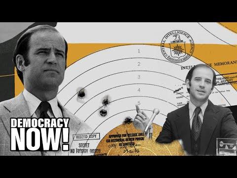 """Empire Politician"": Joe Biden's Half-Century Record on Foreign Policy, War, Militarism & the CIA"