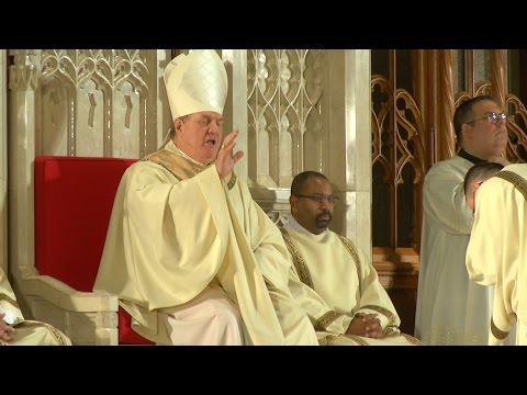 Joseph Cardinal Tobin Becomes Archbishop of Newark