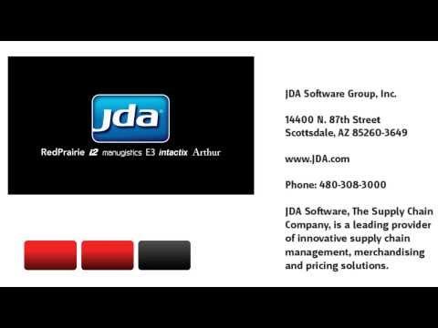 Sound Bites Presents: JDA Software