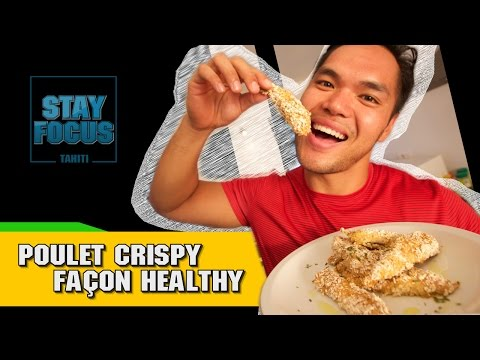 poulet-crispy-façon-healthy---stay-healthy