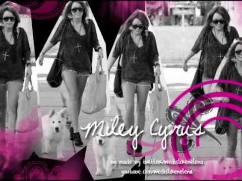 Miley Cyrus is only gonna Break your heart !!! ( Taio Cruz ft Ludacris )