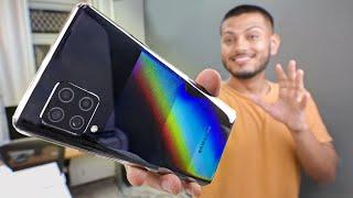 Samsung Galaxy M42 5G Unboxing und Quick Look - Neuer Mittelklasse-König?