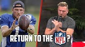 Would Pat McAfee Play In The NFL Again?