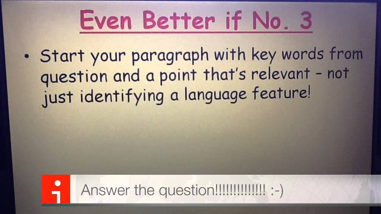 Gcse essay questions to kill a mockingbird book Essay body paragraph outline letter