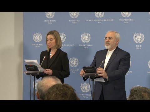 EU, US Announce Lifting of Iran Nuclear Related Sanctions