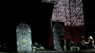 Meshuggah - New Millenium cyanide christ, RockOut 2016, estadio santa laura
