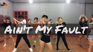 Zara Larsson - Ain't My Fault (Dance Cover) Choreography by LUNA HYUN