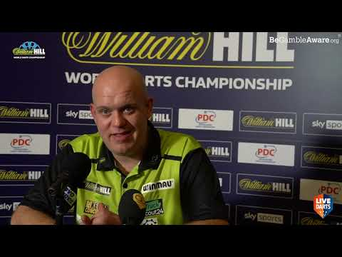 "Michael van Gerwen: ""The ranking system is not right, I've said that a million times"""