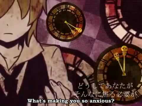 【Kagamine Rin】 The Riddler who won't solve riddles ~English Subbed~ 【Vocaloid PV】