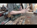 Shellac tricks , Making moldings and finishing off Mallets