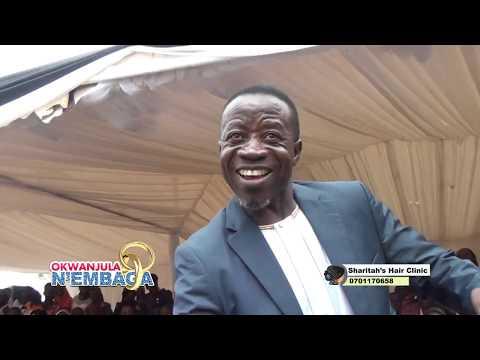 OKWANJULA N'EMBAGA --MUWALA WA SABABENDOBENDO MUZABGANDA AIDAH AYABJUDDE ISMA WADIMBA -PART B