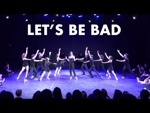 Let's Be Bad - SMASH