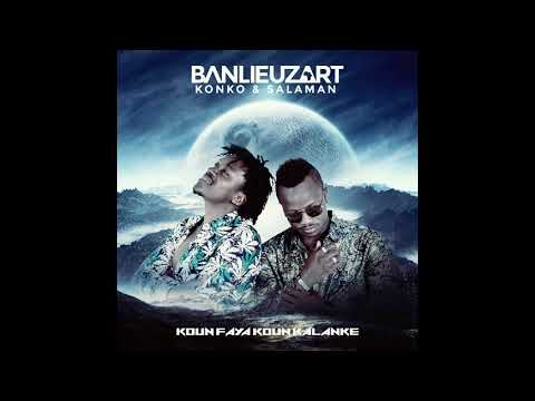 Banlieuz'Art - KonKon (Album Koun Faya Koun Kalanké)