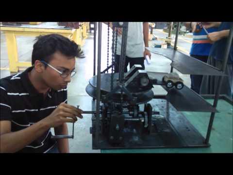 TA202 / TA202A IIT Kanpur - Automatic Car Parking