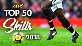 50 Mind-Blowing Skills 2018 • 4K Best Tricks in 2017/18