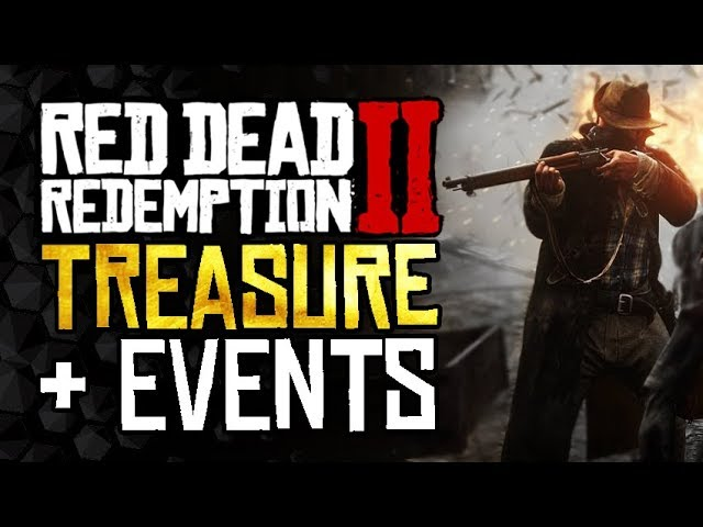 The Complete Guide To Treasure Maps Hideouts And Ambushes Red Dead