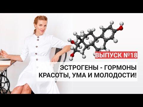 Эстрогены - гормоны красоты, ума и молодости!
