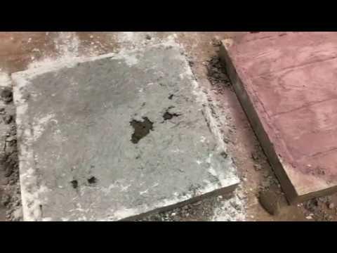 Разделитель для печатного бетона?