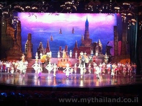 Thailand Cultural Center & Siam Niramit