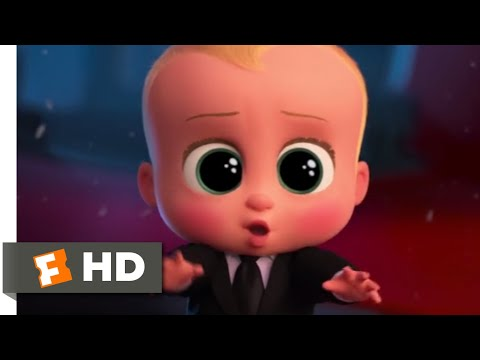 The Boss Baby - Saving Puppies and Parents | Fandango Family