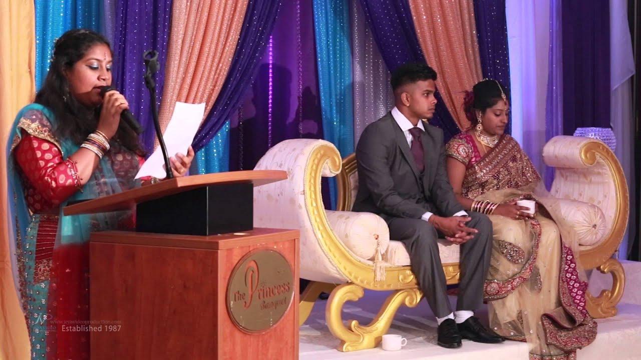 Reception At The Princess Banquet Hall Youtube