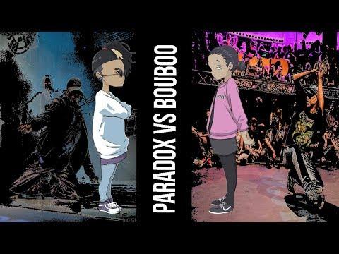 PARADOX vs BOUBOO | GREATEST Dance Battle Rivalries | Episode 3 🔥
