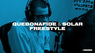 Freestyle Quebonafide i Solara w newonce.radio (VIDEO)