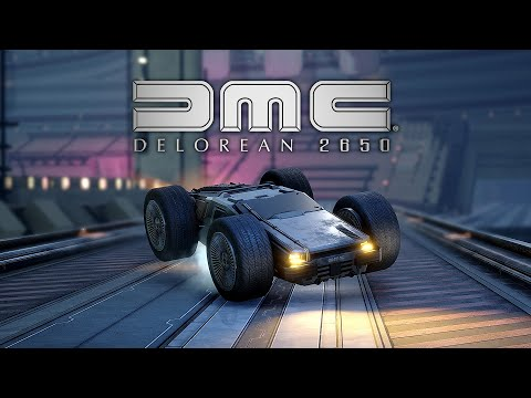 GRIP: Combat Racing Goes Back in Time with Iconic DeLorean 2650 DLC