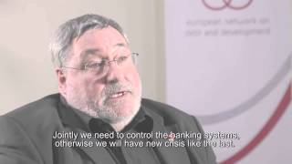 Europe and the Debt Crisis: German MP Axel Troost