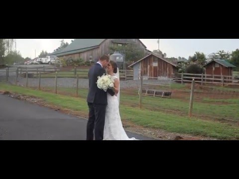 Ben Rector - When I'm With You - Zachary And Ciera's Wedding Video