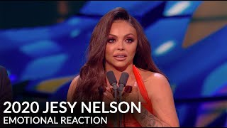 Jesy Nelson: 'Odd One Out' NTAs Acceptance Speech