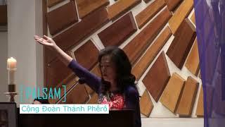 03 17 2018 READING PALSAM SATURDAY MASS   Saint Cecilia Catholic Tustin California 2018