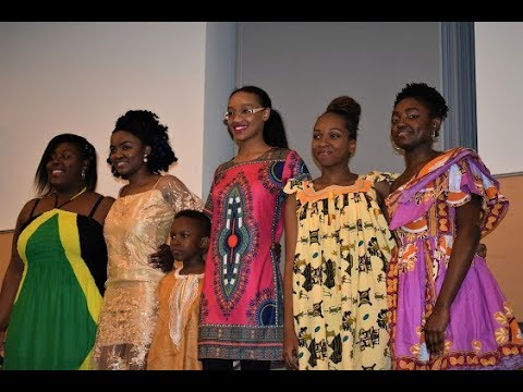 "African Student Club ""Celebration of Culture"" at  Northern Essex Community College"