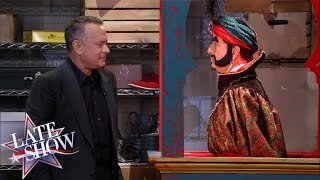 Tom Hanks Wants Something Else From Zoltar by : The Late Show with Stephen Colbert