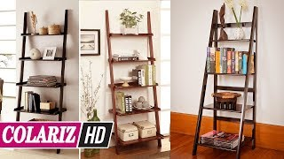 AWESOME! 60 Attractive Ladder Shelf That Are Right on Trend for 2019