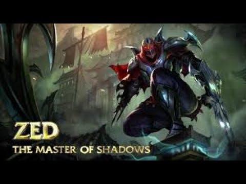 League of legends blood moon - Blood moon zed ...