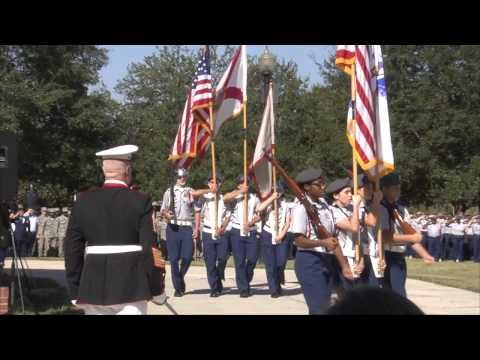 2016 Marion County Veterans Day ceremony
