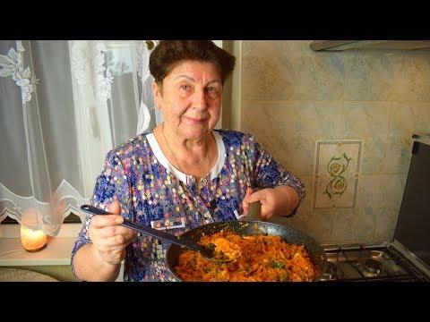 Как потушить капусту для пирожков в сковороде пошаговый рецепт