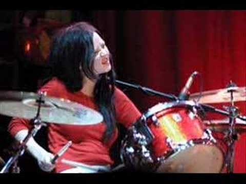 The White Stripes Meg:  Denial Twist