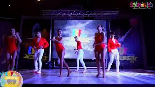 One Dance Team Salsa Dance Performance   EDF-2018