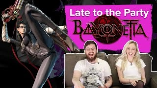 Let's Play Bayonetta - Late to the Party