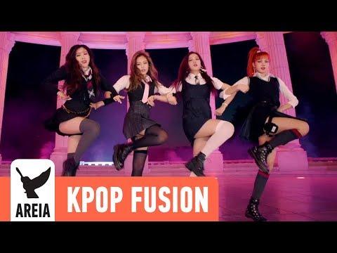BLACKPINK - AS IF IT'S YOUR LAST (마지막처럼) | Areia Kpop Fusion #17 REMIX