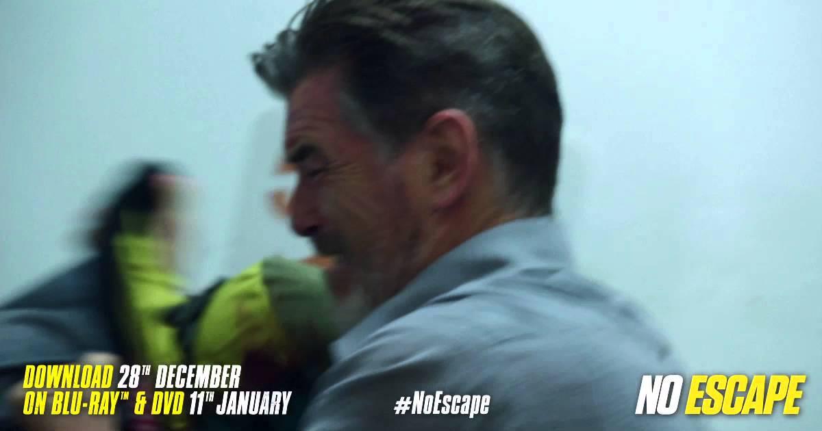 No Escape (Hammond Throws Attacker)Official Clip #NoEscapeMovie ...