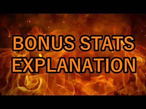 MapleStory Bonus Stats/Additional Options Explanation (Flames)